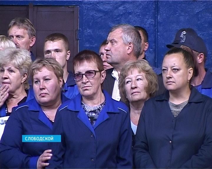 Никита Белых в Слободском