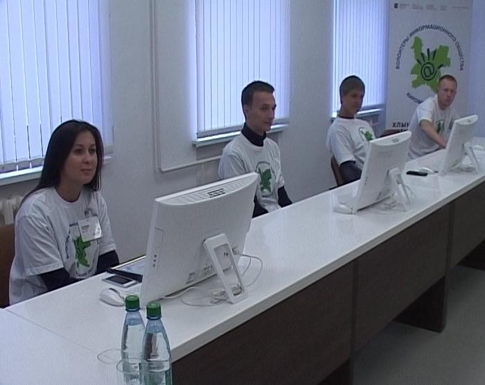 Открытие отдела МФЦ по Октябрьскому району