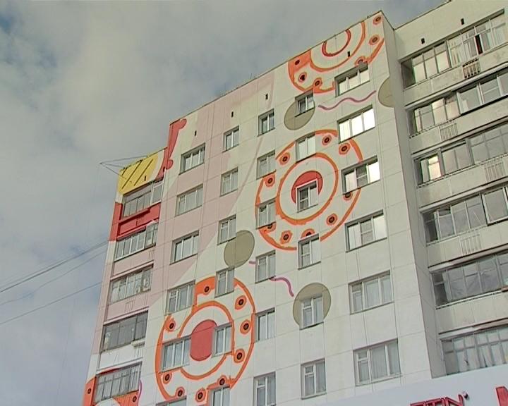 Дымковские фасады