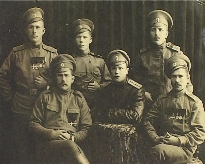 Выставка «Герои Отечества: от Георгиевских кавалеров до героев России»