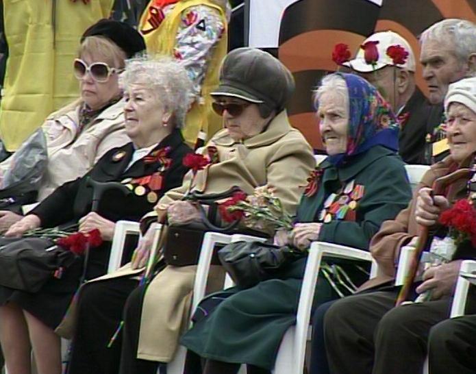 Подготовка к празднованию 70-летия победы в Великой Отечественной войне