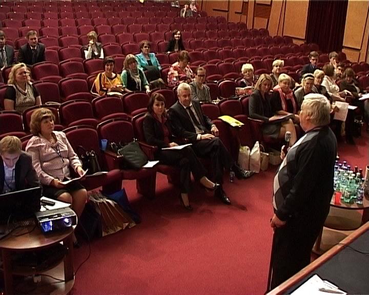 Форум инициативных граждан. Дискуссионные площадки