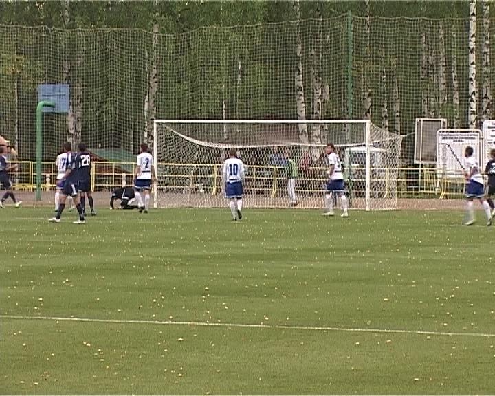 «Динамо» - «Сызрань-2003» 1:1