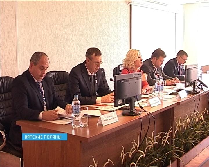 Открытие первого промышленного парка в Вятских Полянах