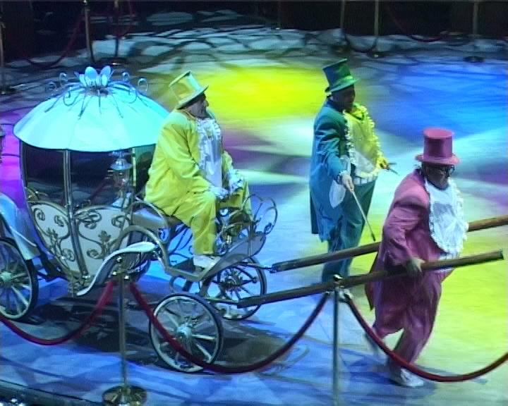 Юбилей российского цирка