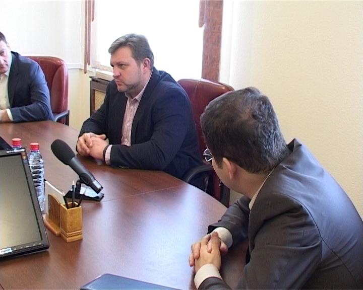 Встреча Никиты Белых с Рифатом Сабитовым