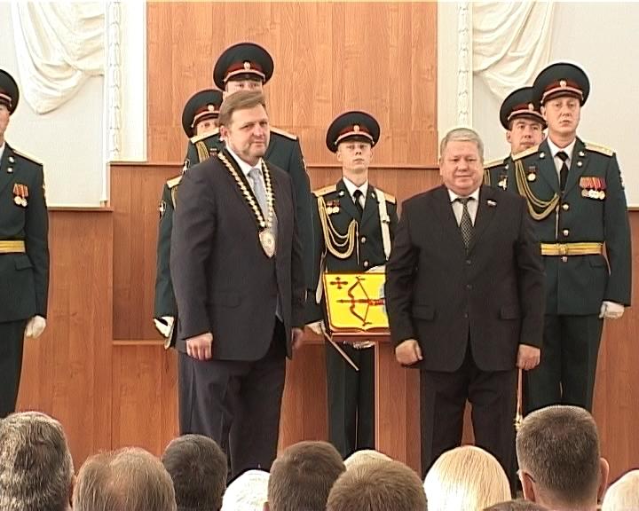Инаугурация губернатора Кировской области Никиты Белых