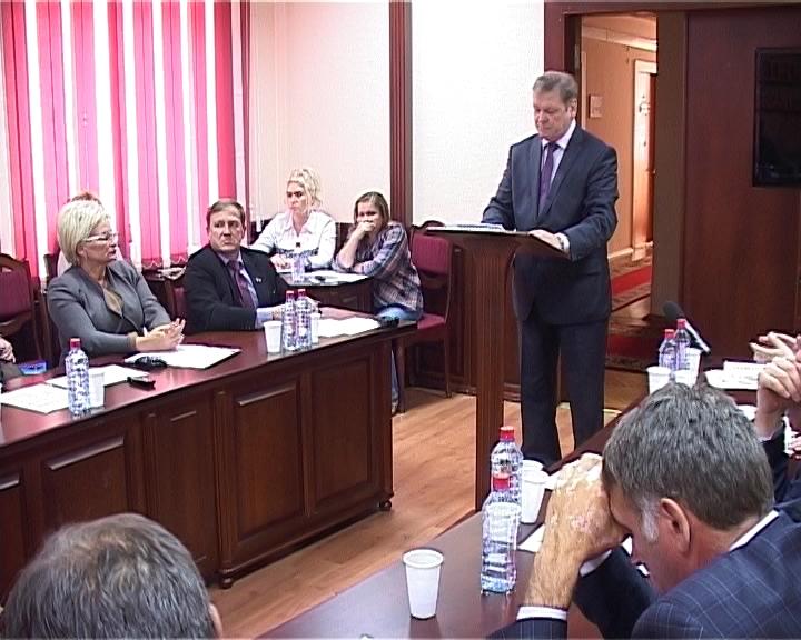 Комитет ОЗС. Дни районов