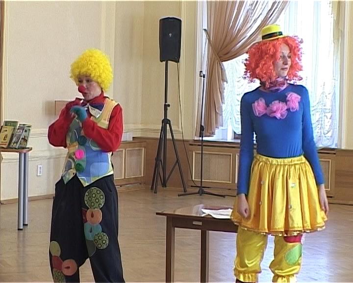Цирковой марафон