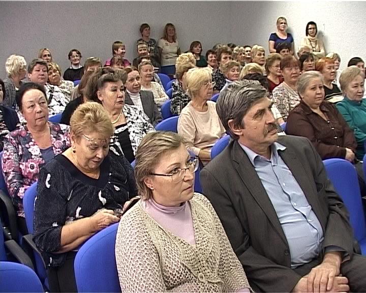 Ветераны Кировстата