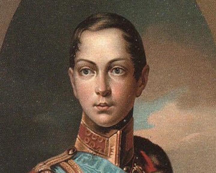 Александр I в Вятке