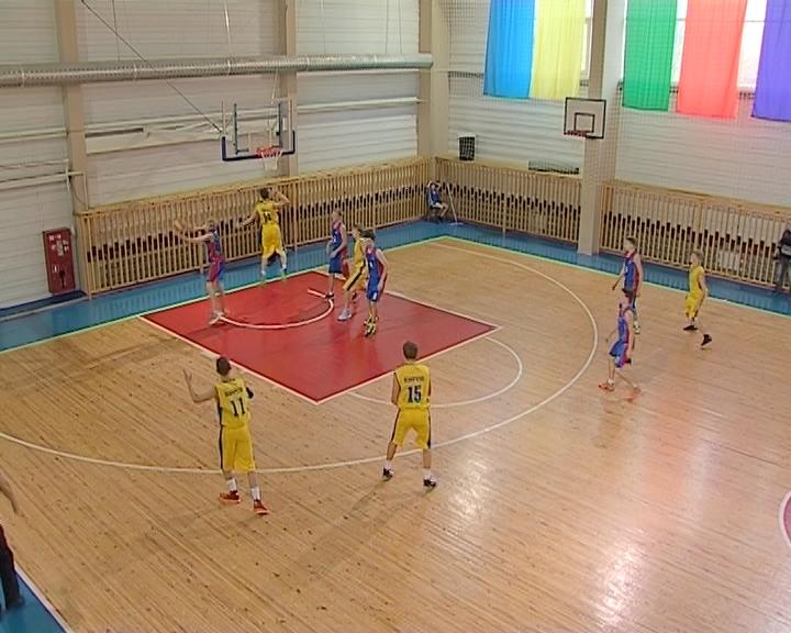 Зональное первенство по баскетболу