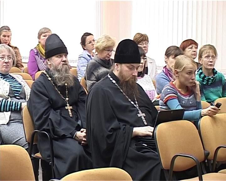 О вопросах взаимодействия школы и церкви