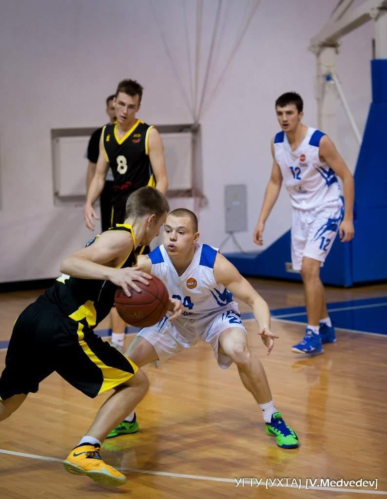 В необычном формате нынче будет проходить чемпионат международной студенческой баскетбольной лиги.