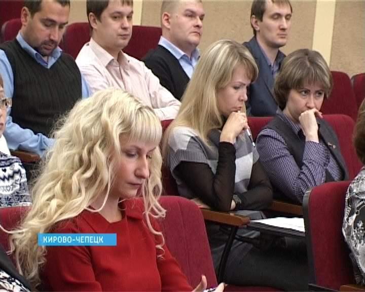 Космический центр в Кирово-Чепецке