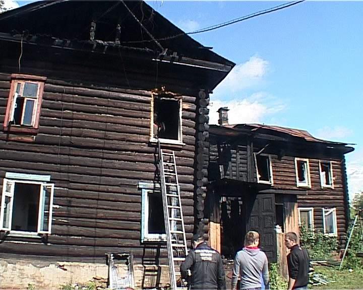 Слободским погорельцам выделили помощь из резервного фонда Правительства Кировской области.