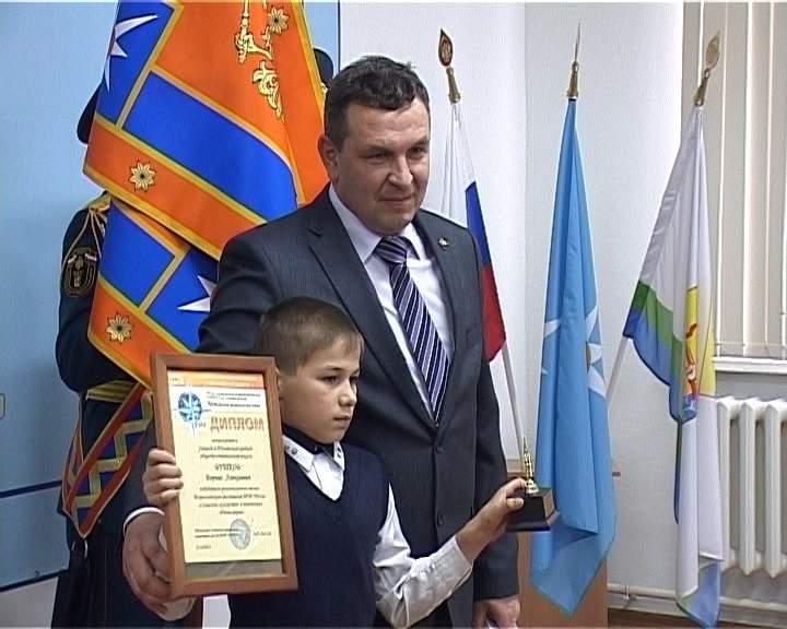 11 летний школьник стал лауреатом регионального этапа Всероссийского фестиваля МЧС России
