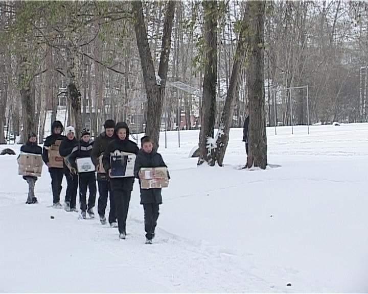 «ЭКО патруль» школы № 60