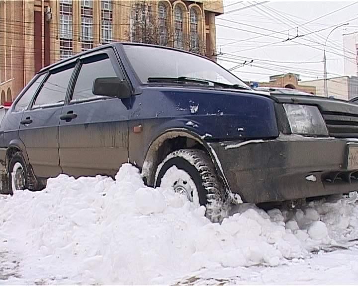 Итоги уборки снега