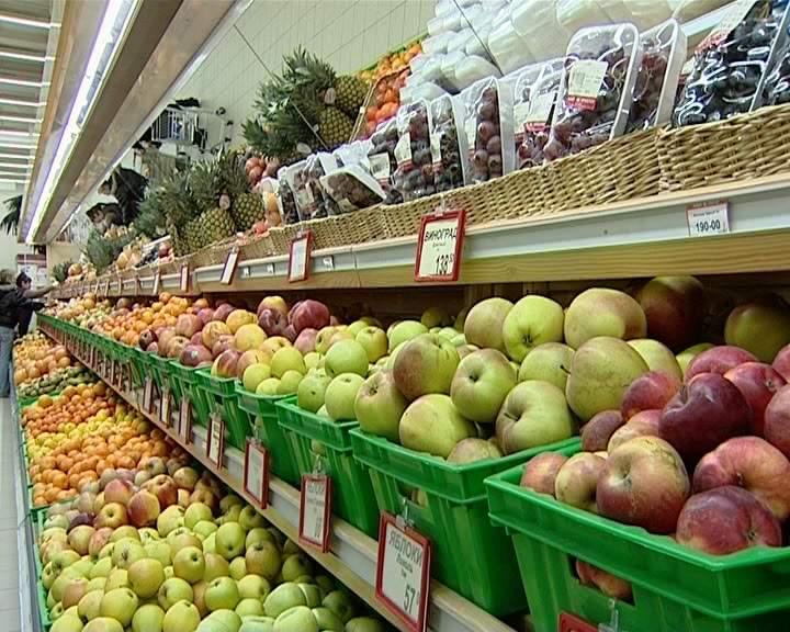 Цены на продукты питания остаются на стабильном уровне