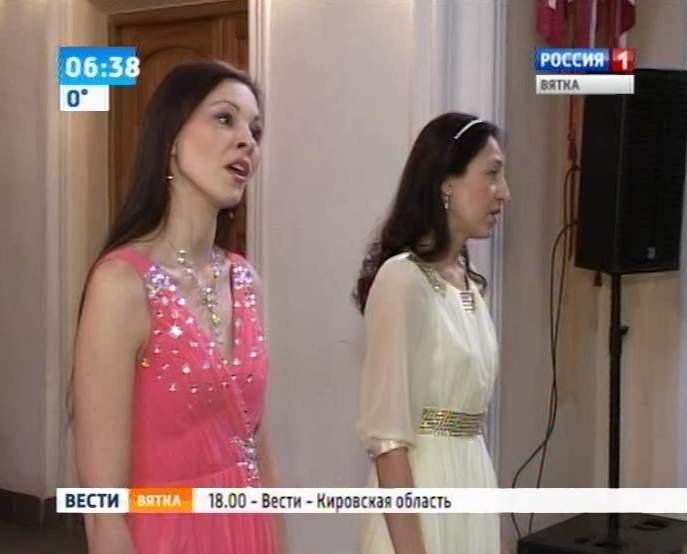 Концерт для беременных в органном зале Вятского костёла