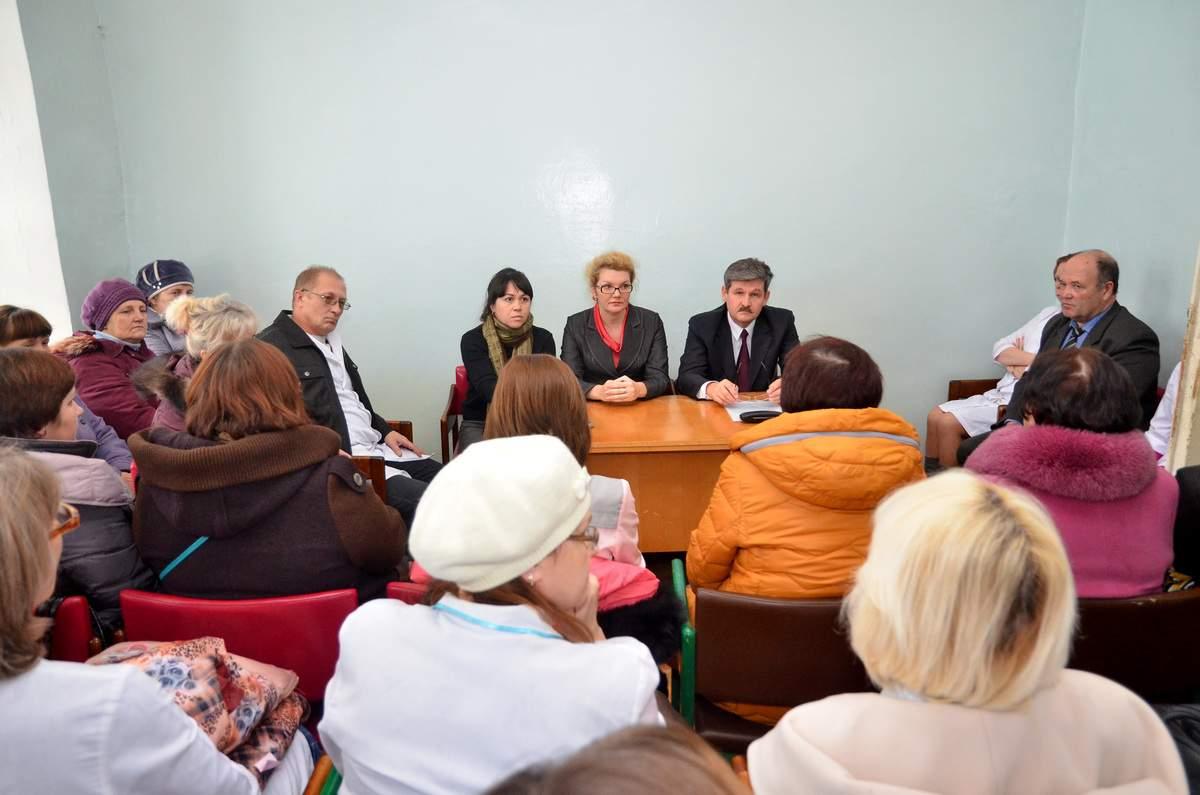 Богородскую ЦРБ реорганизуют.