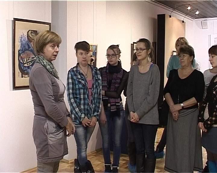 Выставка «Петербургский дуэт» в Вятском художественном музее