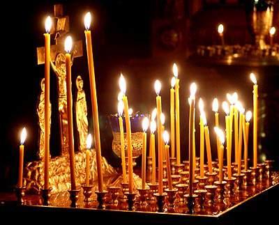 1 ноября - Димитриевская родительская суббота (День поминовения усопших).