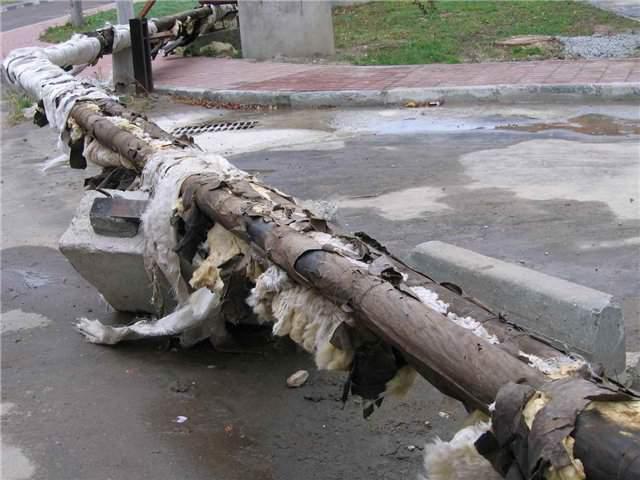 Суд обязал ОАО «КТК» отремонтировать участок теплотрассы в Нововятском районе.