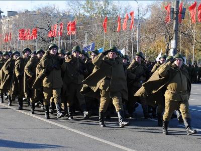 Сегодня в Кирове пройдет репетиция Парада памяти.