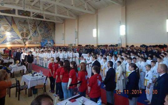 Спортсмены из Котельнича стали призерами Всероссийского турнира по кекусинкай.