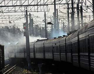 На Транссибе возможны задержки поездов.