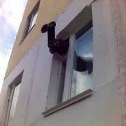 В Лузе поймали вора-