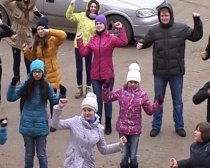 Акция против спайсов в Нововятском районе города
