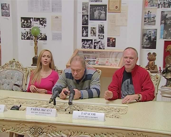 «Школа современной пьесы» в Кирове