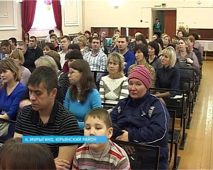 Семинар в Мурыгинском детском доме-интернате