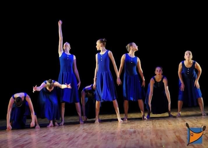 Победа хореографического коллектива «ТанцПространство»
