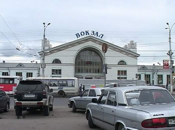 На кировском вокзале продолжается ремонт