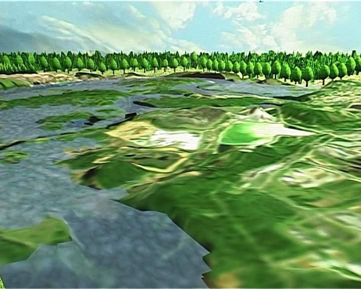 Кировские экологи разработали модель паводка
