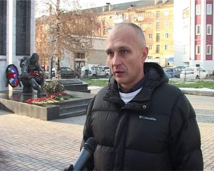 Бывший луганский ополченец вступил в ряды кировской организации ветеранов Афганистана