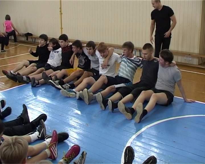 Проект «Олимпийская разминка» возвращается в школы города