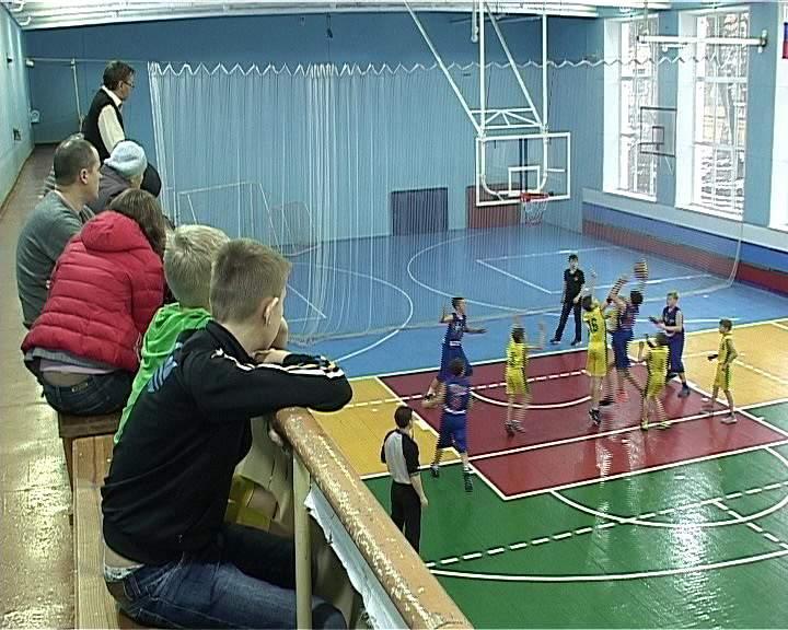 Финал всероссийского турнира по баскетболу
