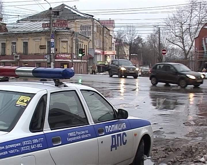 Завтра в Кирове улицы Герцена и Горбачева станут односторонними