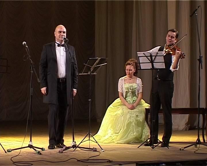 Бенефис Ольги Анцыгиной в Вятской филармонии