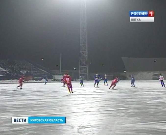 Первая домашняя игра сезона ХК «Родина»