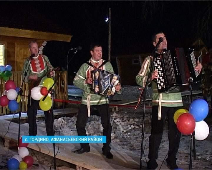 Никита Белых с рабочим визитом посетил Афанасьевский район