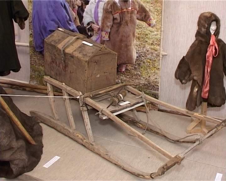 Традиции народов Севера на выставке
