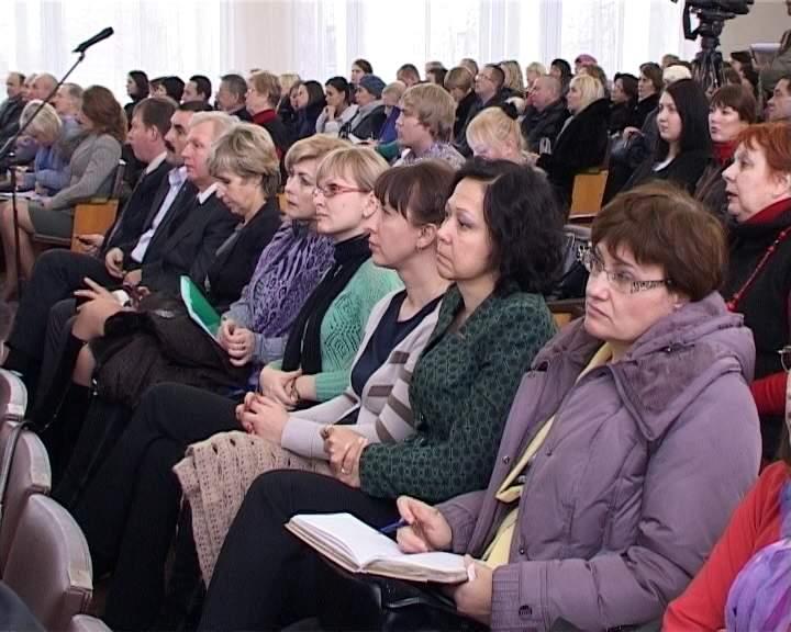 В Кирове прошли публичные слушания по бюджету