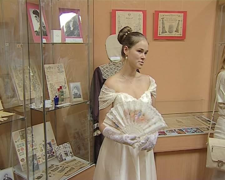 Выставка «Шлейф забытых ароматов» в  Вятской кунсткамере