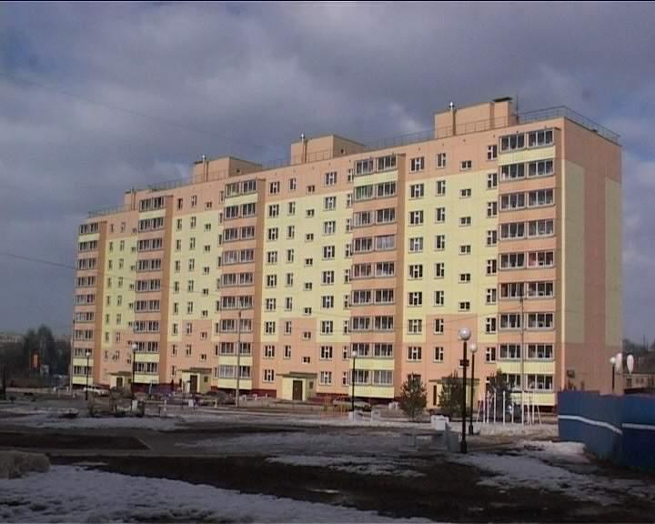 Развитие микрорайонов в городе Кирове